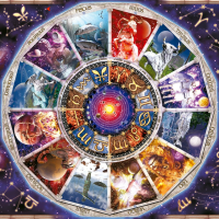 9000 Piece jigsaw Puzzle-Ravensburger Astrology
