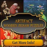 Artifact Wooden Jigsaw Puzzles