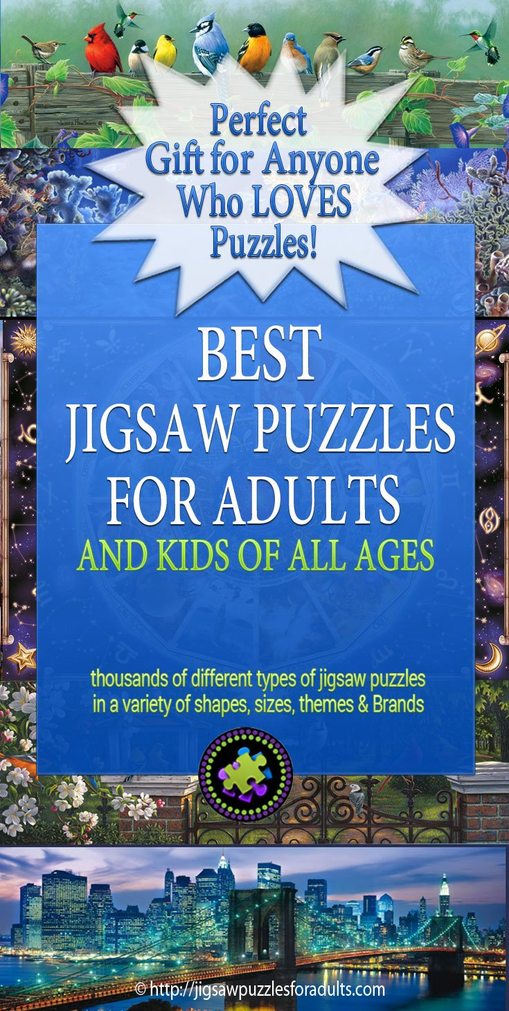 Jigsaw Puzzles For Adults | 1000s Of Awesome Puzzles