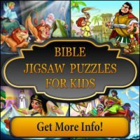 Bible Jigsaw Puzzles for Kids