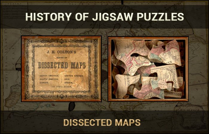 History Of Jigsaw Puzzles