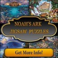 Noah Ark Jigsaw Puzzles