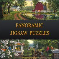 Panoramic Jigsaw Puzzles