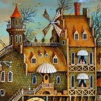 Tyukanov Flying Bottle Wooden Jigsaw Puzzle - artifact 2