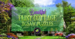 Flint Cottage Jigsaw Puzzle
