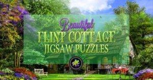 Flint Cottage Jigsaw Puzzle