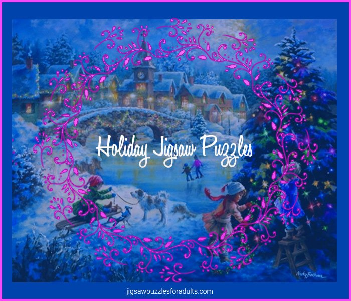 Holiday Jigsaw Puzzles