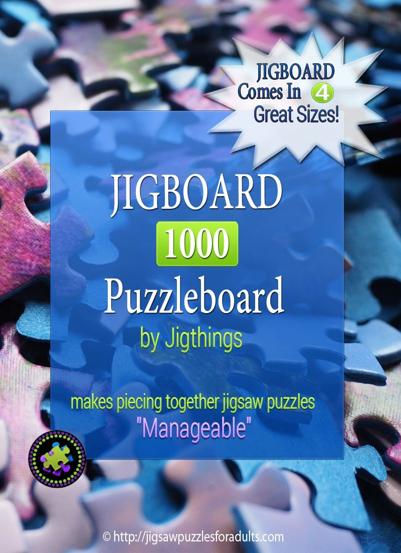 Jigboard 1000