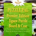 Puzzle Pal Premier Edition | Puzzle Board and Storage Case All In One