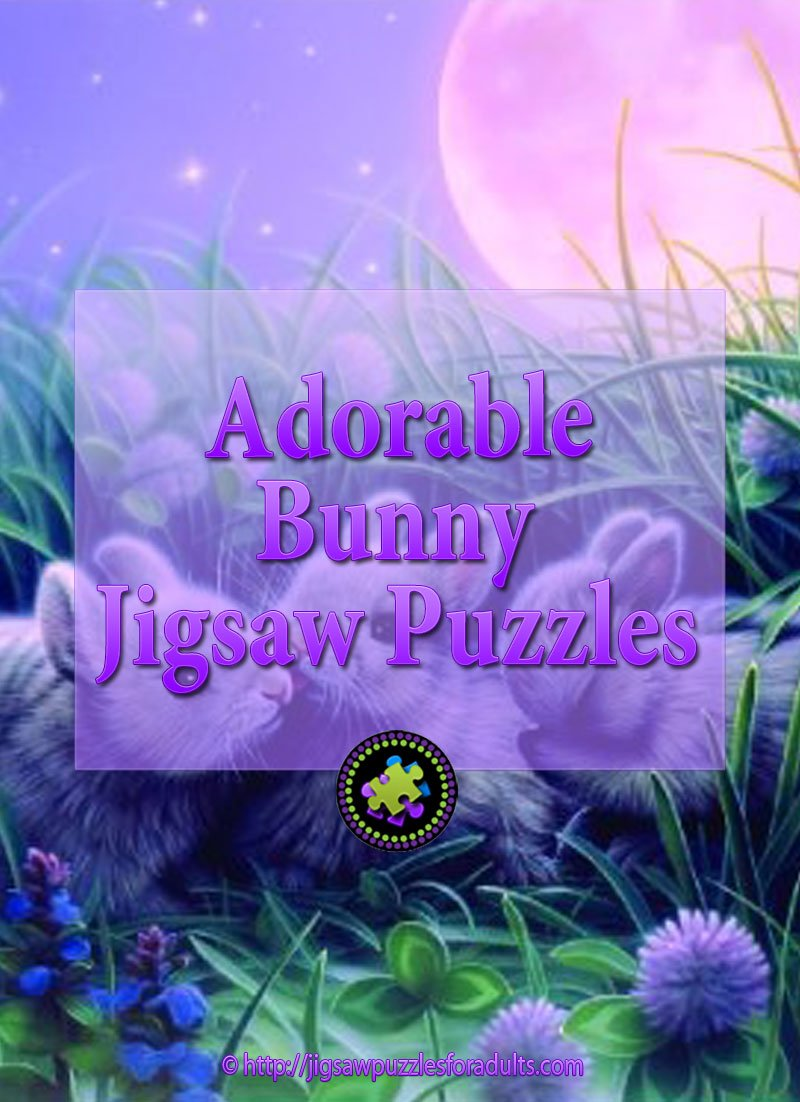 Bunny Jigsaw Puzzle
