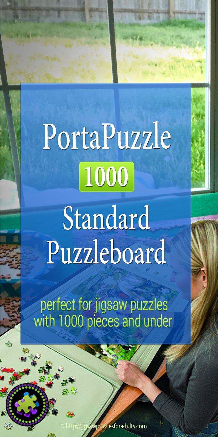 PortaPuzzle Standard Puzzleboard 1000