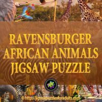 Ravensburger African Animals jigsaw puzzle