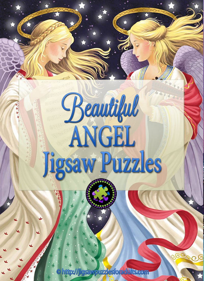 Angel Jigsaw Puzzles