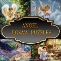 Angel Jigsaw Puzzles