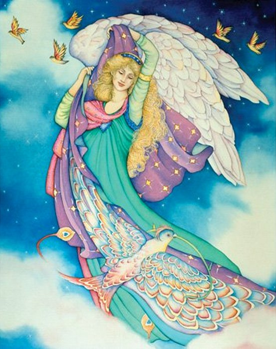 Angel-Jigsaw-Puzzles-Angel-of-Life-300-Piece-Puzzle