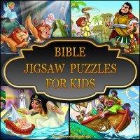 Bible Puzzles Kids