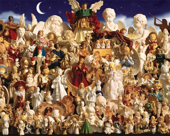 Angel Jigsaw Puzzles That Are Truly Inspiring And Visually