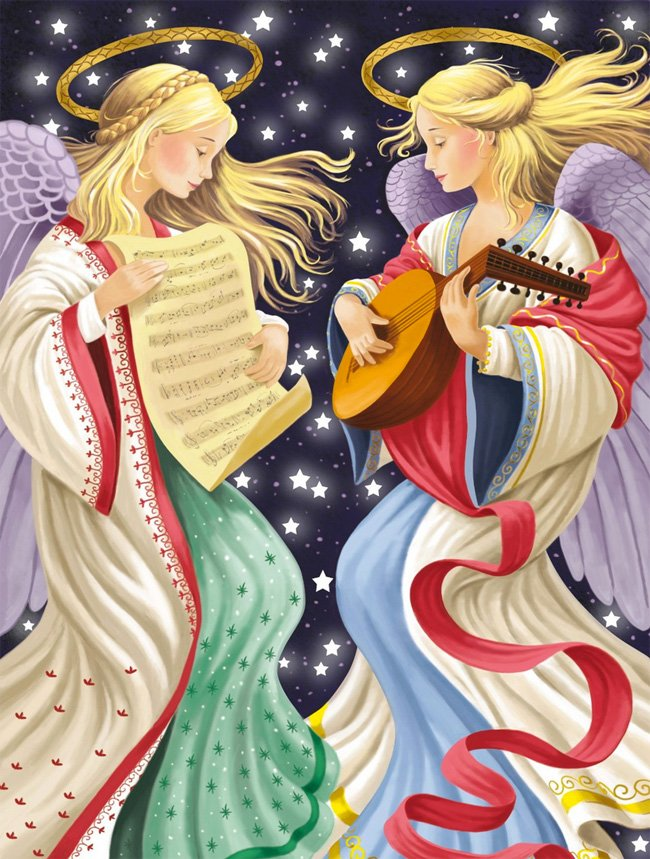 Angel Jigsaw Puzzles That Are Truly Inspiring and Visually Stunning