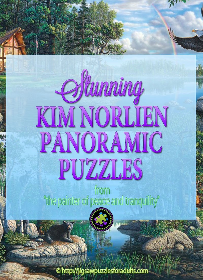 Kim Norlien Panoramic Puzzles