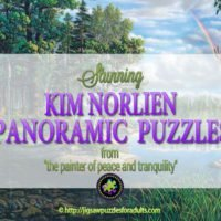 Kim Norlien Panoramic Puzzles