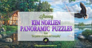 Kim Norlien Panoramic Puzzles –  Absolutely Stunning Jigsaw Puzzles