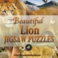 Lion Jigsaw Puzzle