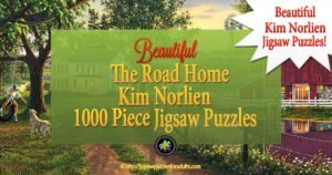 The Road Home Kim Norlien 1000 Puzzle