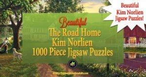 The Road Home Kim Norlien 1000 Piece Puzzle