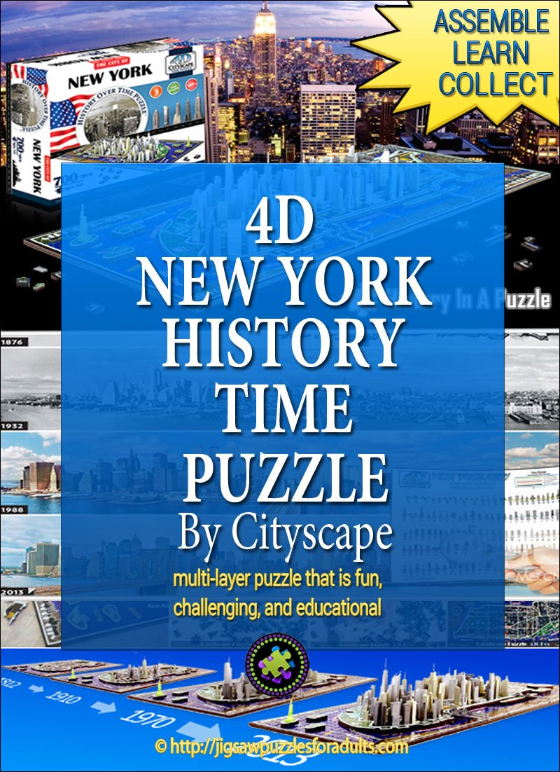 4D New York Puzzle