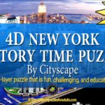 4D New York Puzzle | Fun Challenging Educational