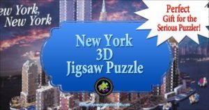 New York 3D Puzzle
