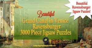 Ravensburger Grand Canal in Venice 3000 piece puzzle