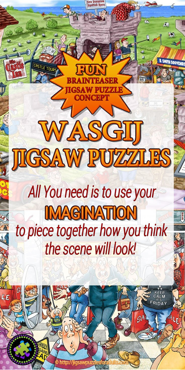 Brilliant Adult jigsaw puzzles free