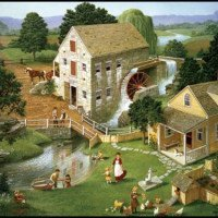 CCobble Hill 500 Piece Puzzles