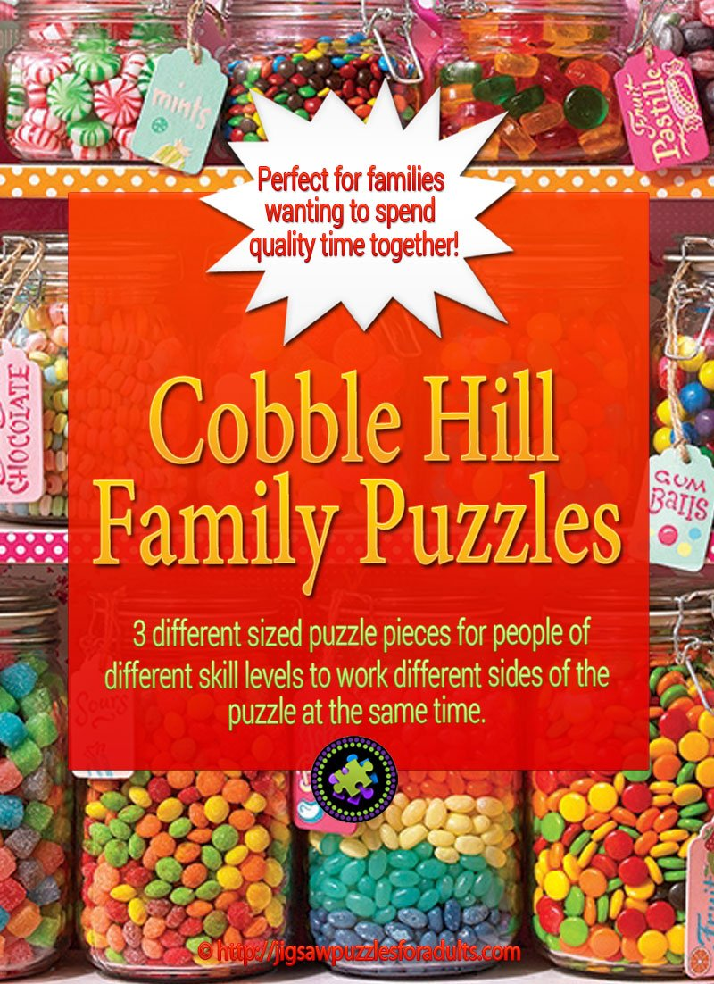 Cobble Hill Family Puzzles