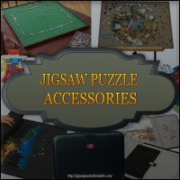 jigsaw puzzle accessories