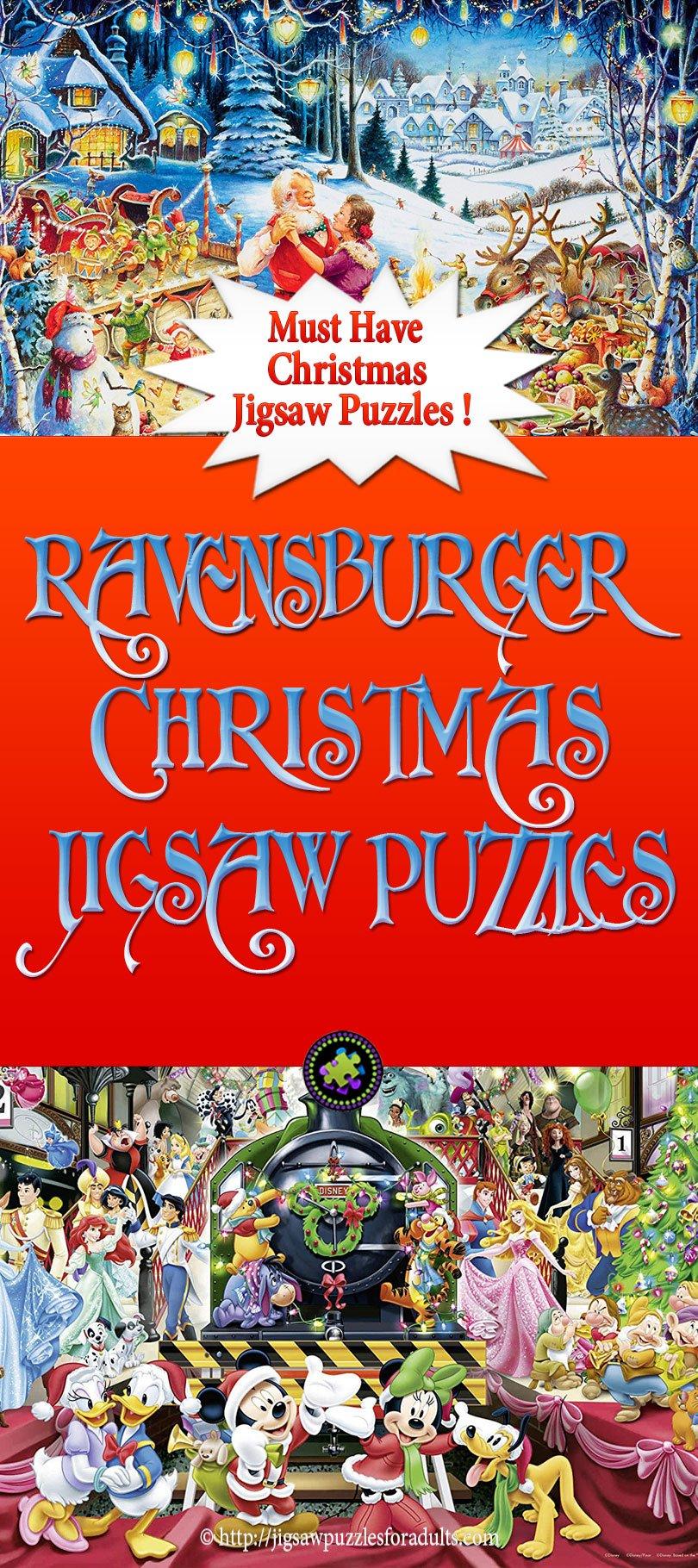 Ravensburger Christmas Jigsaw Puzzles