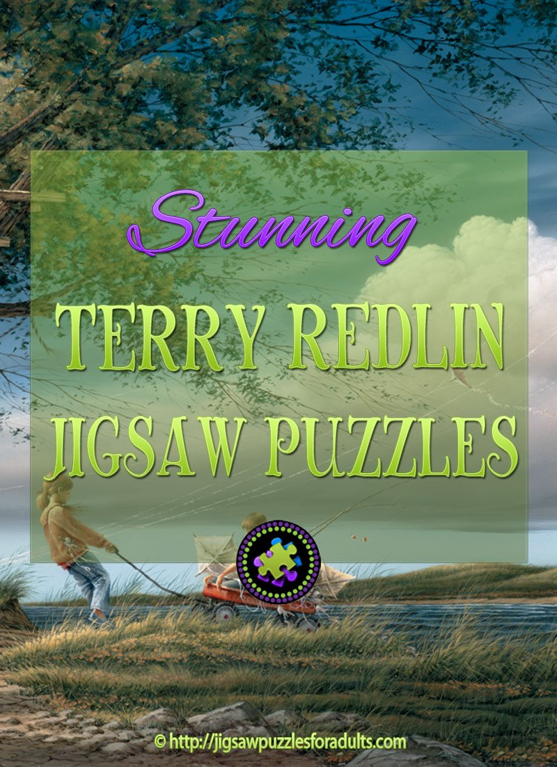 Terry Redlin Puzzles