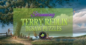 Terry Redlin Puzzles A Stunning Collection