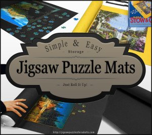 Jigsaw Puzzle Mats – Simple Easy Storage