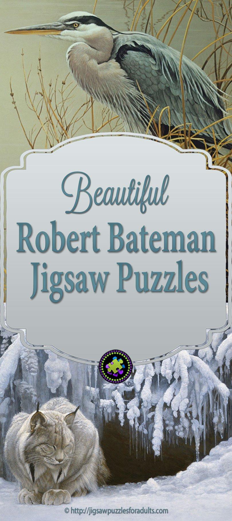 Robert Bateman Jigsaw Puzzles
