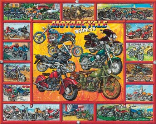 Harley Davidson Puzzles Perfect Gift For Harley Davidson