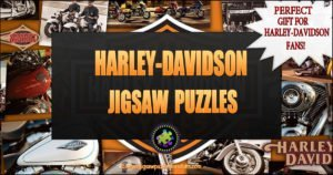 Harley Davidson Puzzles – Perfect Gift For Harley Davidson Fans