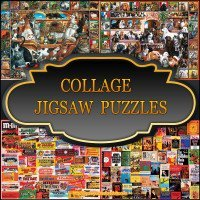 Collage Jigsaw Puzzles