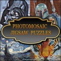 Photomosaic Jigsaw Puzzles