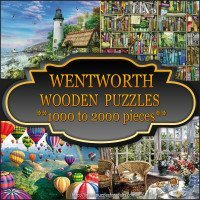 Wentworth Wooden Puzzles 1000 to 2000 pieces