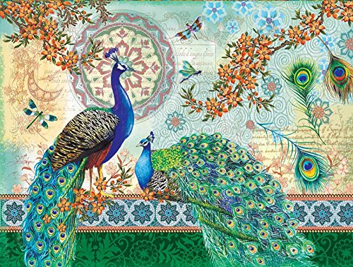 Peacock Jigsaw Puzzles For Adults