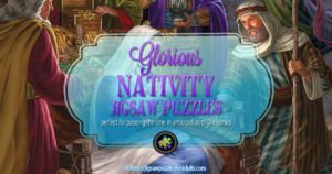 Glorious Nativity Jigsaw Puzzle 1000 piece – Ideal for the Family