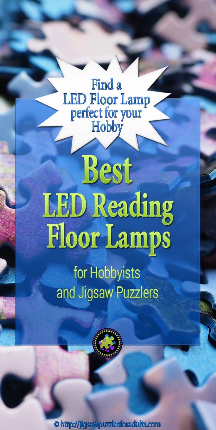 Best floor reading lamps for seniors - Led Reading Floor Lamps Best Reading Floor Lamps For Hobbyists