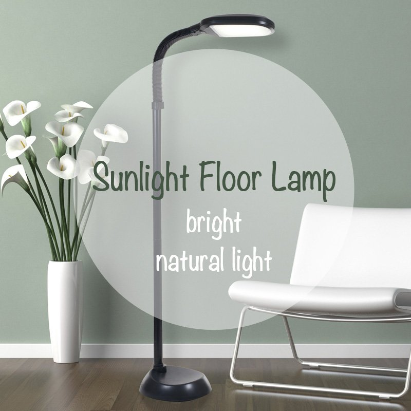 Sunlight Floor Lamp led reading floor lamp